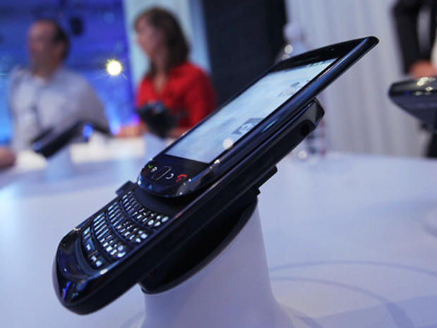 Blackberry Torch: A Hand's On Look