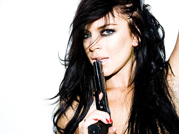 Lindsay Lohan as Linda Lovelace