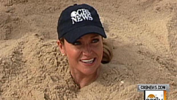 Beach Dangers uk Beach Sand Digging Dangers