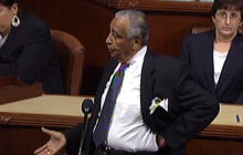 "Rangel: ""I'm Not Going Away"""