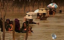 Floods Continue to Torment Pakistan