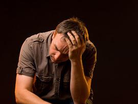 worried man, ed, erectile dysfunction, stress, generic, stock