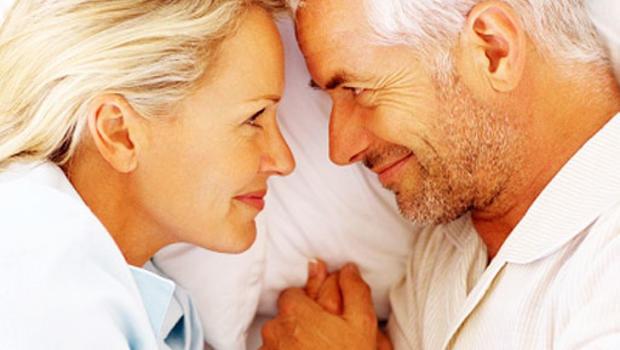 Elderly men and sex