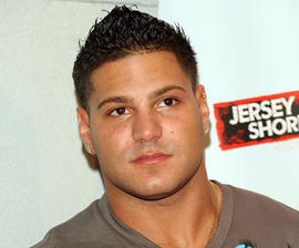 """Jersey Shore"" Muscle Man Ronnie Ortiz-Magro Barred from Italy?"