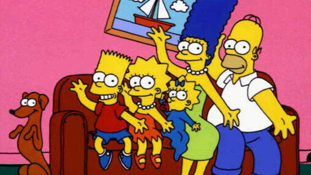 The Simpsons Years on The