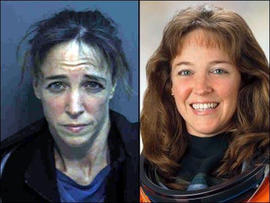 Ex-Astronaut Lisa Nowak May be Dishonorably Discharged from Navy