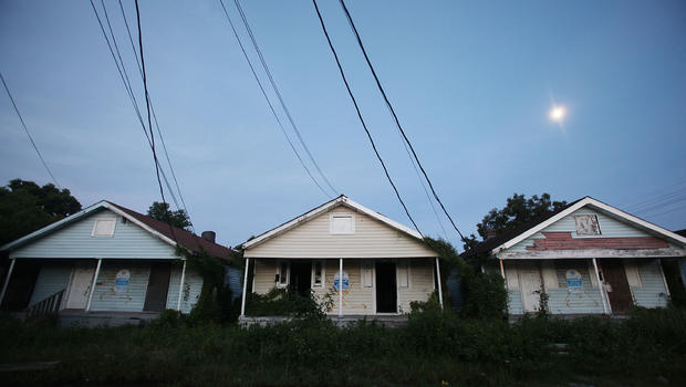 Rebuilding New Orleans