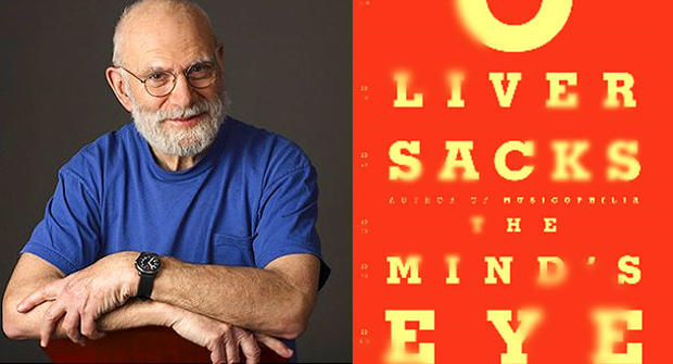 "Oliver Sacks and his book ""The Mind's Eye."""
