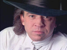 Stevie Ray  Vaughan (AP, file)