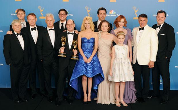 Emmy Awards Winners' Circle