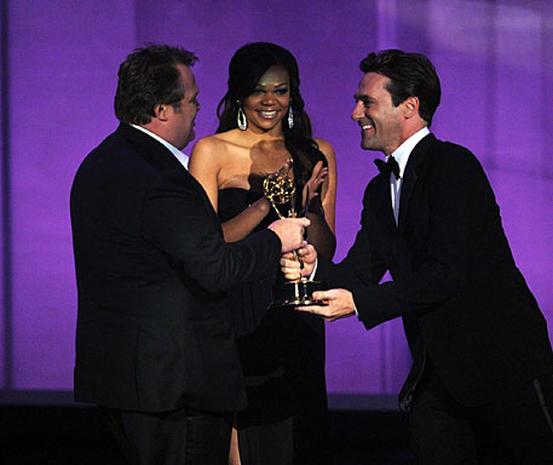 Emmy Show Highlights