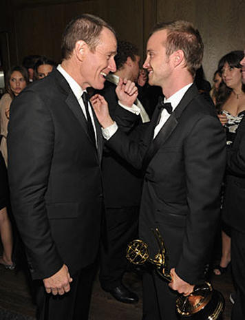 Emmy Parties Across Los Angeles