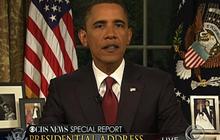 Obama on Bush Conversation, Patriotism