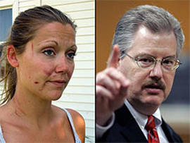 "Stephanie Van Groll: ""Three Days of Hell"" When Wis. DA Kenneth Kratz ""Sexted"" Her"