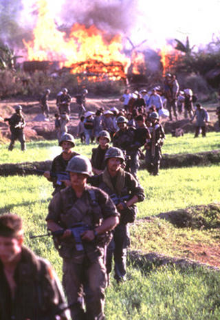 The Films of Oliver Stone