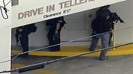 Fla. Bank Robbers Strap Bomb To Abducted Teller