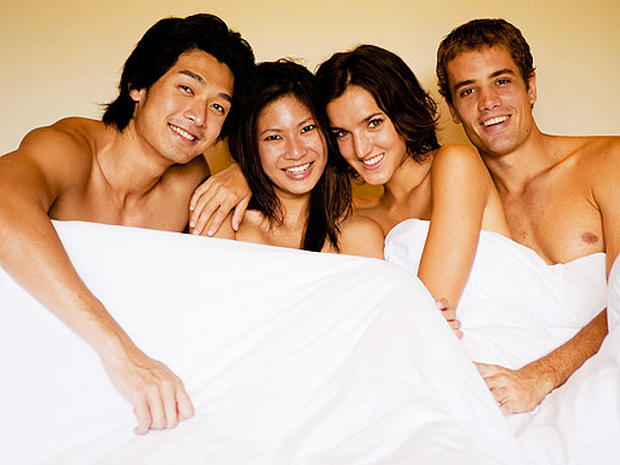 Sex Study Shockers: What the Neighbors Are Doing in Bed