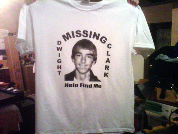 Dwight Clark Missing