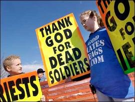 Westboro Baptist Church: Does Father's Pain Trump Free Speech?