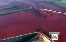 Hungary to Abandon Toxic Sludge Areas