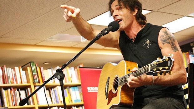 Rick Springfield in New York City in 2009.