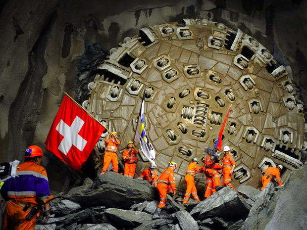 Forum on this topic: Swiss Build Worlds Longest Tunnel, swiss-build-worlds-longest-tunnel/