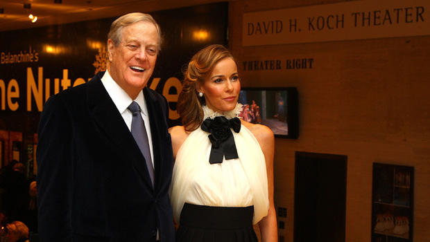 Koch Brothers Network Will Drop Almost 1 Billion On 2016