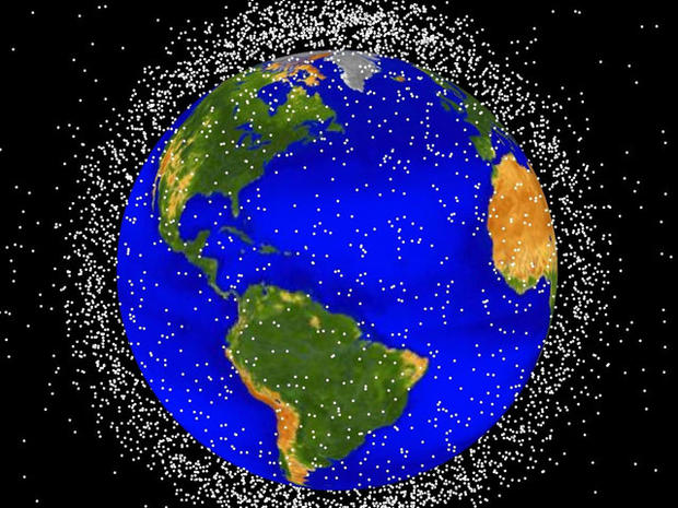 Space Junk: Bad and getting worse