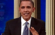 Obama in the Hot Seat