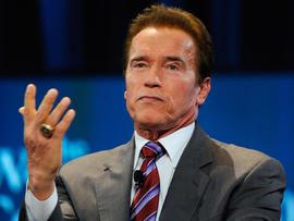 Arnold Schwarzenegger Reduces Sentences for Son of Former Calif. Assembly Speaker