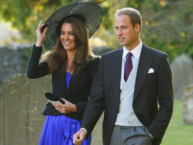 Prince William and Kate's royal family