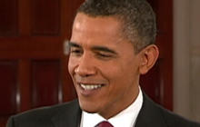 "President Obama Admits to ""Shellacking"""