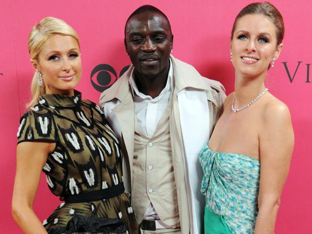 Stars at Victoria's Secret Fashion Show