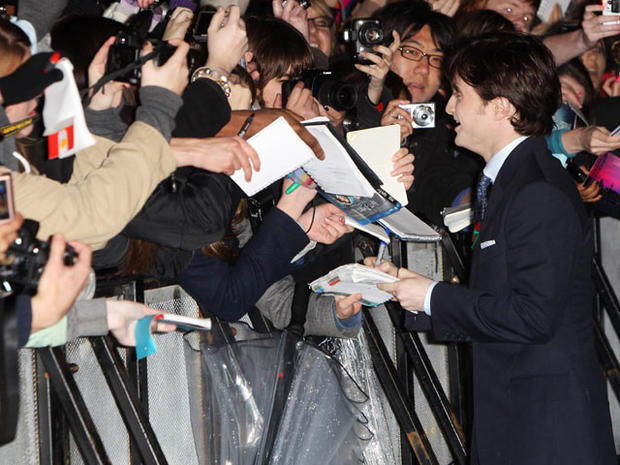 """Harry Potter and the Deathly Hallows"" Premiere"
