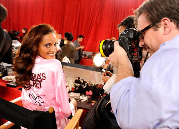 Victoria's Secret Fashion Show: Backstage