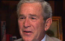 "Bush: Saddam Was Threat, ""Weapons or No Weapons"""