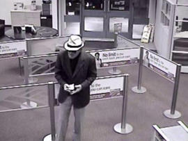 """""""Geezer Bandit"""" Tied to 12th Calif. Bank Robbery"""