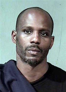 DMX (MUG SHOT): Rapper Back In Arizona Jail After Arrest