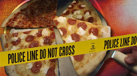 Men Hold Up Pizzeria, Flee With Wrong Dough