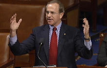 Retiring Rep. Buyer Loses Temper