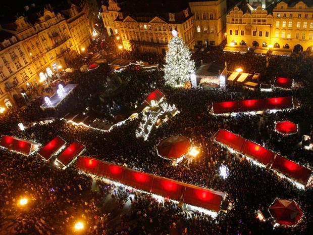 Christmas Trees Around the World