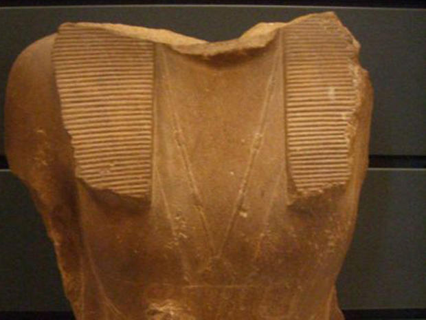 Evidence of New Female Pharaoh