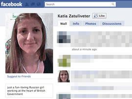 Katia Zatuliveter (PICTURES) U.K. May Deport Suspected Russian Spy