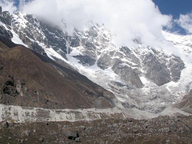 Glacier Melt: The Heat is On