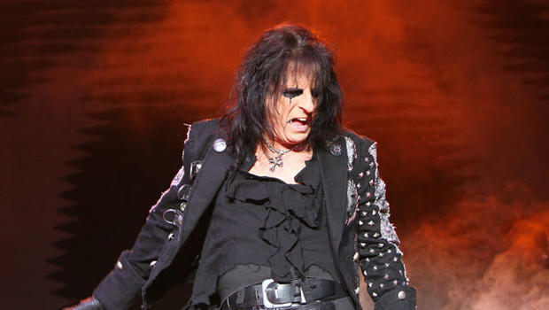 rock and roll hall of fame alice cooper neil diamond among 2011 inductees cbs news. Black Bedroom Furniture Sets. Home Design Ideas