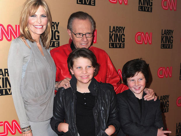 Larry King's Finale Party