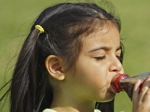 Caffeine and Kids: A Bad Combination?
