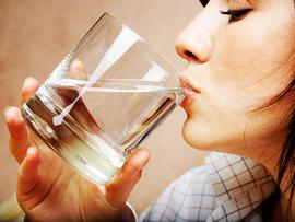 water, woman, drinking, istockphoto, 4x3
