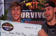 "Jud ""Fabio"" Birza Wins ""Survivor: Nicaragua"""