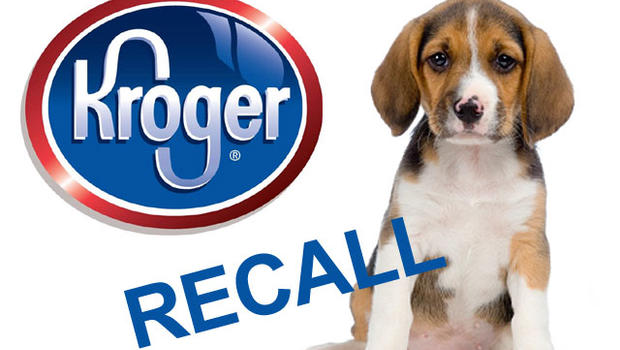 Kroger Dog Food Recall